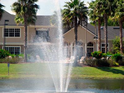 Villagio on the Lakes Fountain